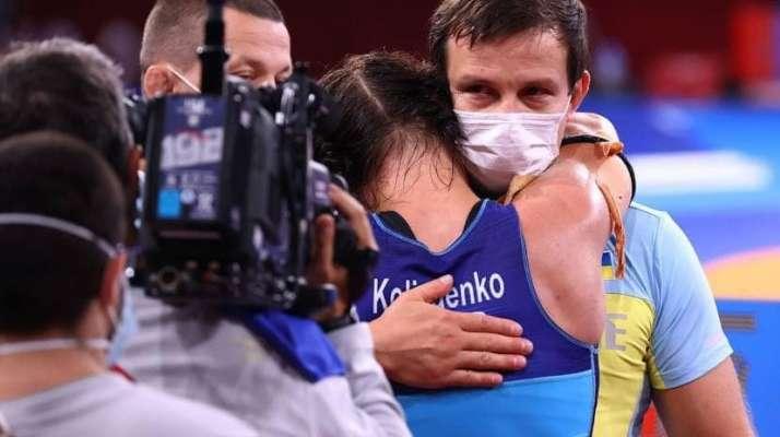 Украинская призерка Олимпиады отдала квартиру от государства своему тренеру