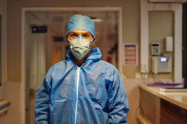 В больнице Ивано-Франковска некуда класть пацентив с Covid-19