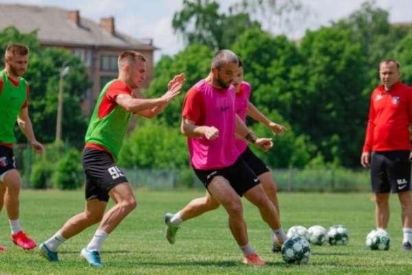 Горняк-Спорт - Верес. LIVE трансляция матча Первой лиги Украины