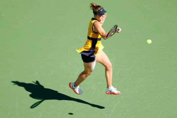 Как Свитолина добыла тяжелую победу на турнире в Индиан-Уэллс