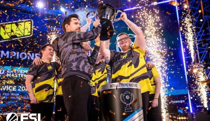 Natus Vincere перемогли на престижному турнірі з CS:GO