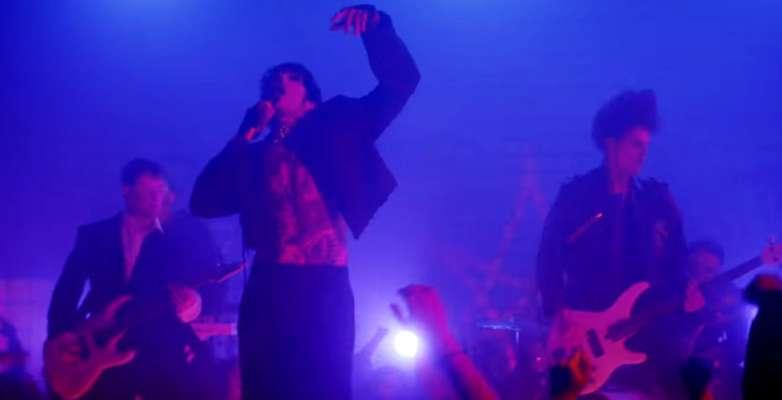 Рок-группа Bring Me the Horizon выпустила клип, снятый в Киеве