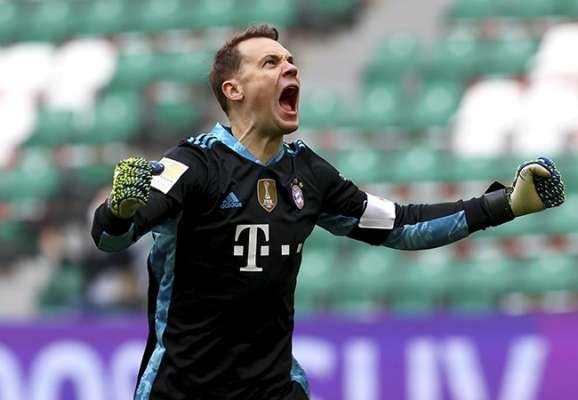 Бавария девятый раз подряд выиграла Бундеслигу