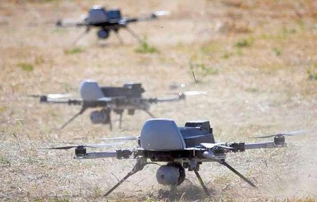 Восстание машин: впервые в истории дрон самостоятельно атаковал человека