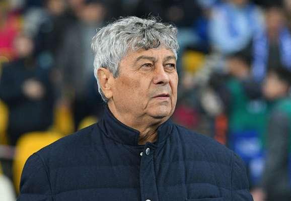 Суркис подтвердил, что контракт с Луческу продлен до 2024 года