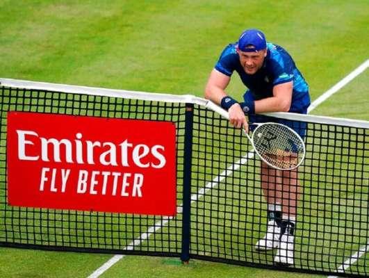 Марченко не зміг пройти до другого кола турніру в Лондоні