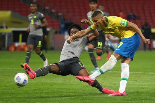 Бразилия - Эквадор