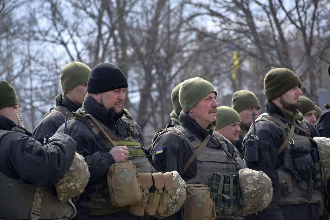 Біля Криму формують підрозділи з 4 тисяч українських військових через стягування військ РФ