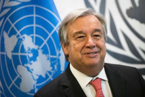 Генеральний секретар ООН Антоніу Гутерреш