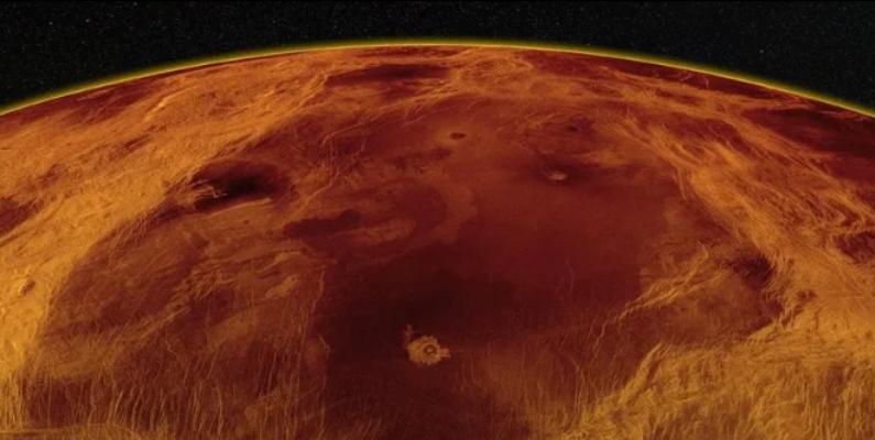 Более похожа на Землю, чем думали ранее: на Венере заметили подобные земным тектонические процессы
