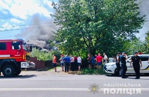 Авиакатастрофа на Ивано-Франковщине: в аварии погибли трое граждан США