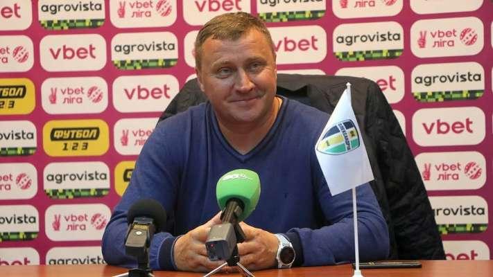 """Юрий Гура: """"Может, сходим в церковь, потому что не лезет мяч в ворота"""""""