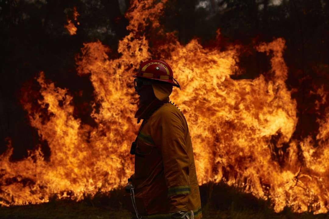 Масштабну пожежу Каліфорнії влаштував вбивця, щоб приховати сліди злочину