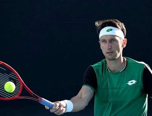 Рейтинг ATP. Стаховский поднялся на семь позиций
