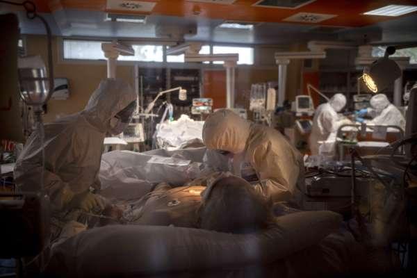 В Одесі подружжя померли з різницею в півгодини від коронавируса
