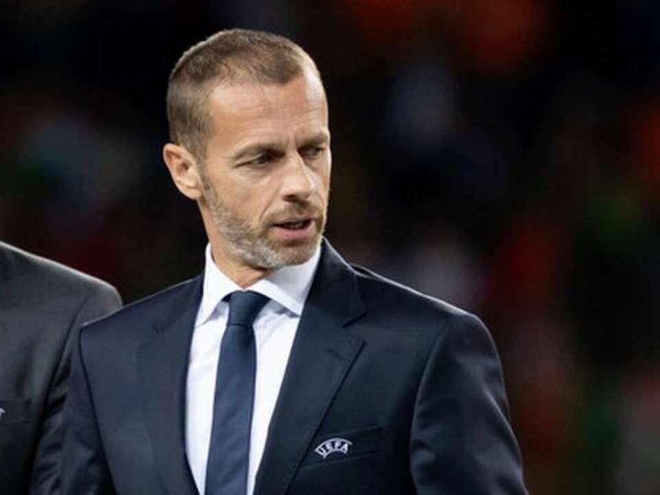 Президент УЄФА звернувся до клубів АПЛ