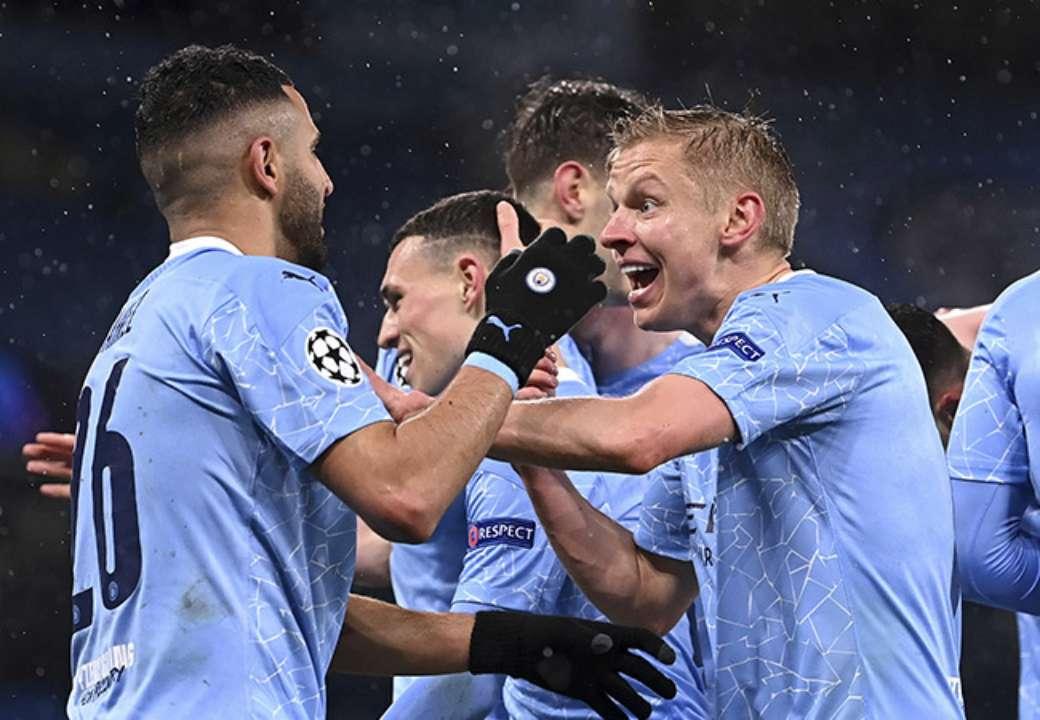 Манчестер Сіті із Зінченком вперше в історії вийшов до фіналу Ліги чемпіонів