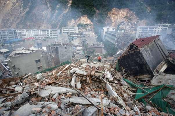 Зруйновані будинки, загиблі та поранені: в Китаї стався потужний землетрус - відео