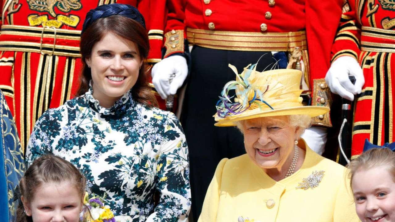 Королева Єлизавета II стала прабабусею в дев'ятий раз
