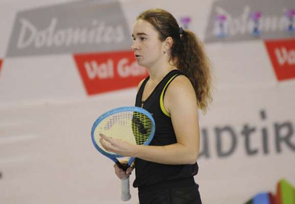 Снігур з перемоги стартувала на турнірі ITF в Дубаї