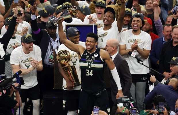 Мілуокі Бакс стали чемпіонами НБА