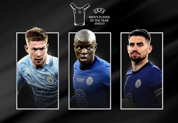 УЕФА огласил имена номинантов на приз лучшему игроку и тренеру сезона-2020/21