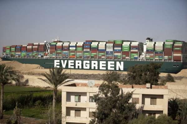 Власник контейнеровоза Ever Given відшкодує Суецькому каналу понад пів мільярда доларів