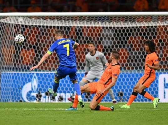 У поразці був і позитив. Україна перервала безгольову серію на Євро з 552 хвилин