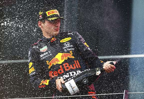 Ферстаппен – триумфатор Гран-при Штирии