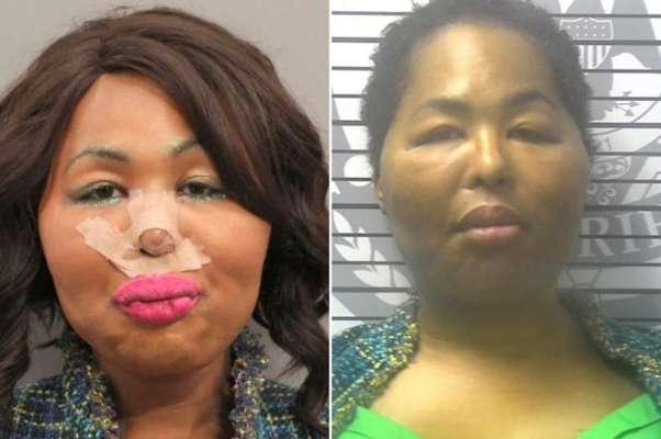 Трансгендер пограбувала банк, щоб зробити пластичну операцію