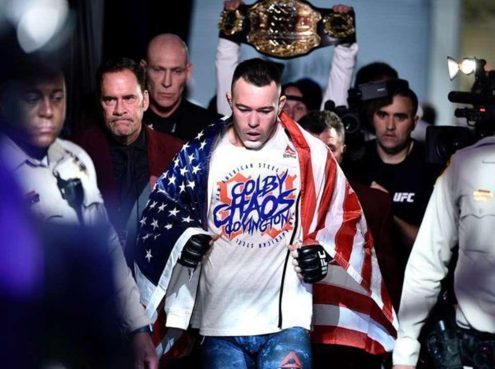 Зірка UFC розкритикував Леброна Джеймса