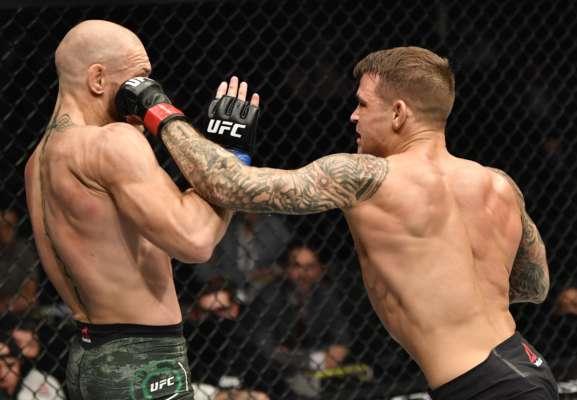 UFC 264: Порье – Макгрегор. Презентован официальный постер