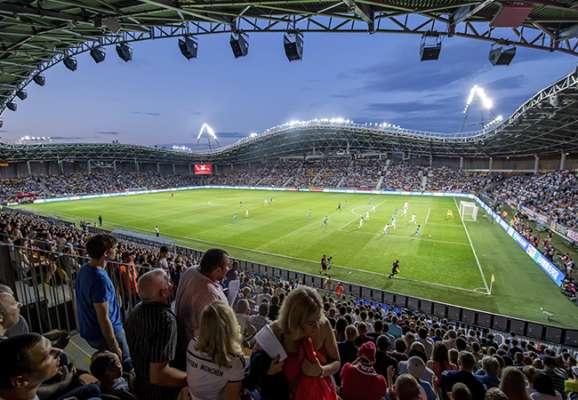 УЕФА не будет проводить в Беларуси матчи под своей эгидой