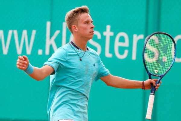 Украинец Белинский выиграл юниорский чемпионат Европы