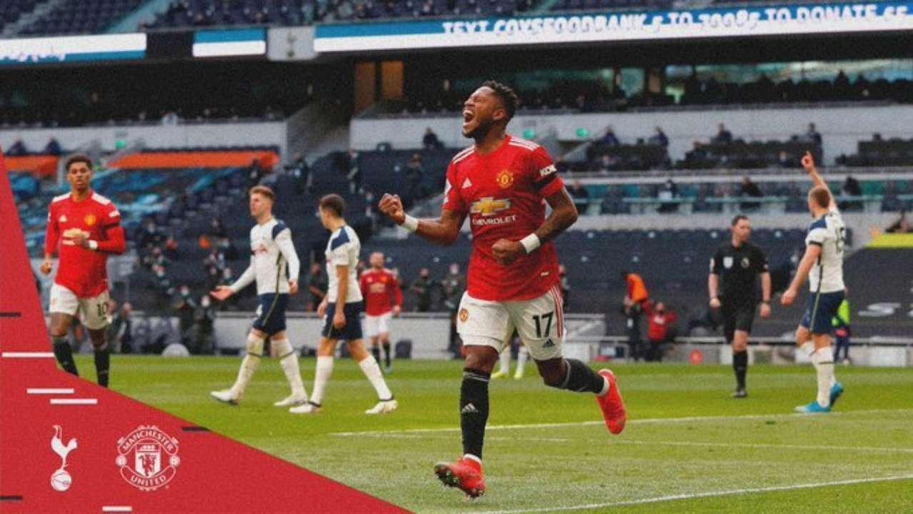 Победная воля. Манчестер Юнайтед в Лондоне выиграл у Тоттенхэма