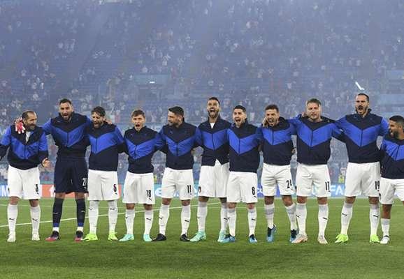 Розгромна перемога Італії в першому матчі Євро-2020 (ФОТОГАЛЕРЕЯ)