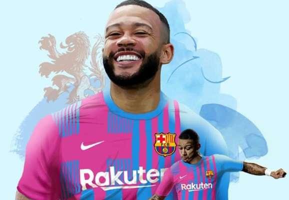 Цього і варто було очікувати. Барселона підписала контракт з Депаєм