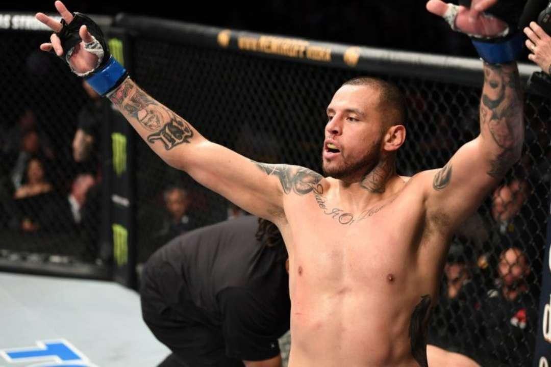 Родрігес виграв у Перрі на турнірі UFC Vegas 23
