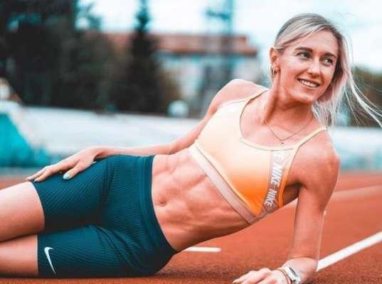 """Рыжикова стала 3-й в беге на 400 метров с барьерами на этапе """"Бриллиантовой лиги"""""""