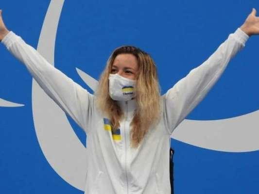 Паралимпиада. Денисенко завоевала серебро в заплыве на 100 м