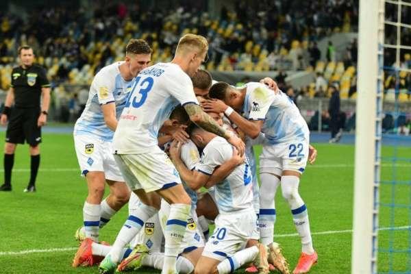 Динамо - Олександрія - 1:0. Огляд матчу і відео гола