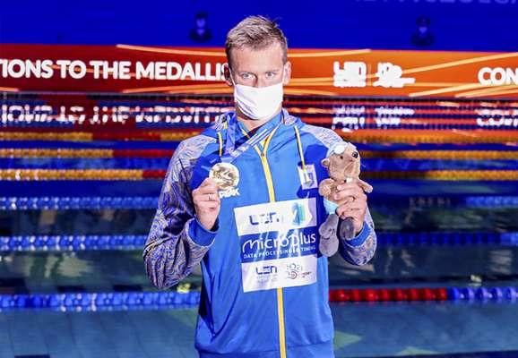 Романчук выиграл вторую золотую медаль на чемпионате Европы