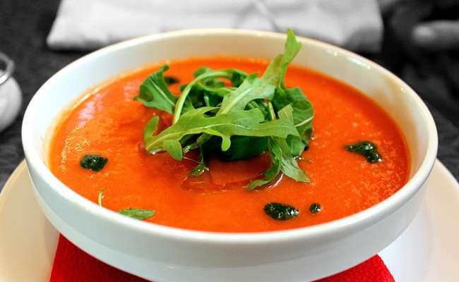 Томатний суп гаспачо: рецепт традиційної іспанської страви