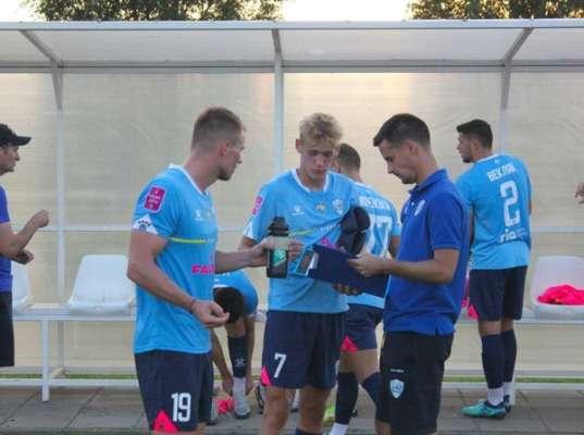 Черноморец отыграл два гола в Миная и свел матч к ничьей