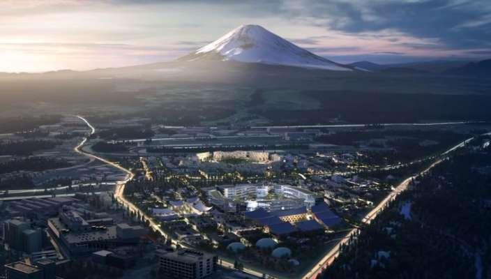 Toyota побудує в Японії місто майбутнього