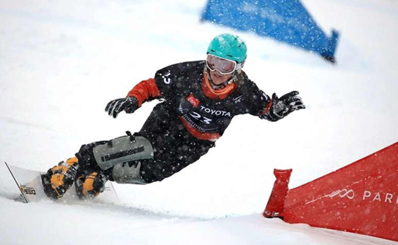 Українка виграла золото на Кубку Європи зі сноубордингу