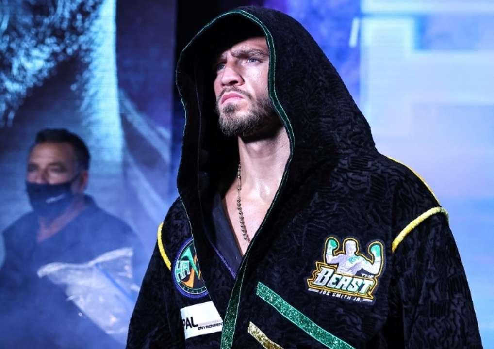 Джо Сміт переміг Максима Власова і став чемпіоном WBO