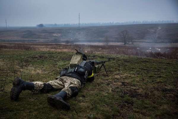 Обстріли на Донбасі: окупант 9 раз порушив режим тиші