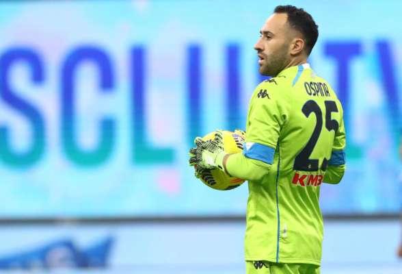 Барселона намерена подписать вратаря Наполи