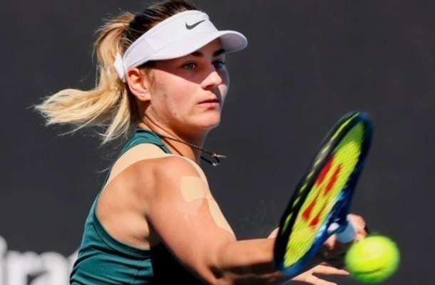 Костюк выбыла из борьбы в одиночном разряде Australian Open